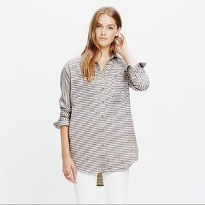 MADEWELL / sunday shirt